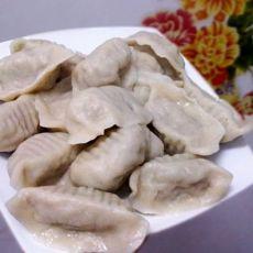 鲜藕西芹饺子