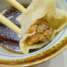大馅牛肉胡萝卜水饺的做法