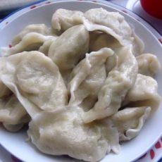 白菜馅饺子