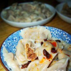 羊肉冬瓜水饺的做法