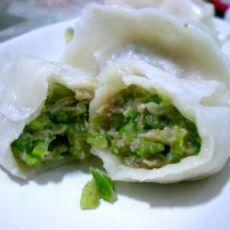 芹菜猪肉水饺