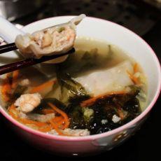 香菇虾仁猪肉饺[原创首发]的做法