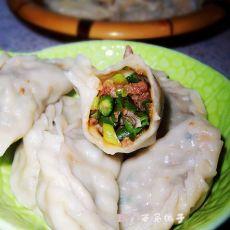 猪肉豇豆水饺的做法