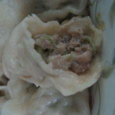 豆角肉馅饺子