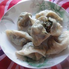 荠菜猪肉蒸饺