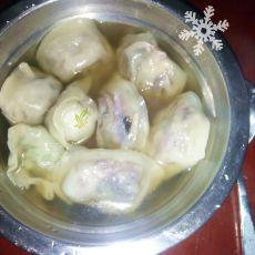 甘蓝木耳水饺