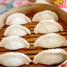 潮州粉裸馅饺子