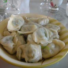 茴香馅水饺