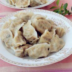 西葫芦猪肉水饺
