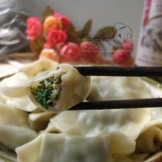 香椿鲜肉饺