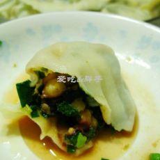 章鱼鲜肉水饺的做法