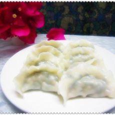 马齿苋水饺