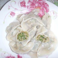茴香猪肉馅饺子