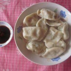 芹菜肉馅水饺
