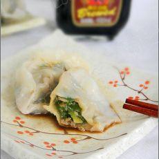 韭菜肉饺的做法