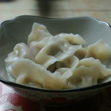 莲藕猪肉馅饺子的做法