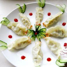 银鱼水饺的做法