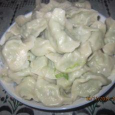 豆角猪肉饺子的做法