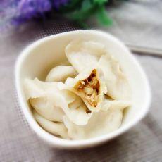 多汁鲜美------芹菜莲藕猪肉饺子