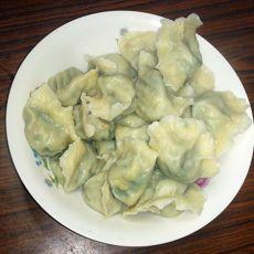 茴香韭菜素馅饺子的做法