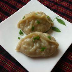 白菜香菇猪肉蒸饺