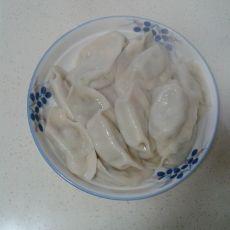 羊肉菜心馅水饺