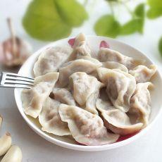 羊肉香菇饺子