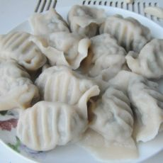 猪肉香椿水饺