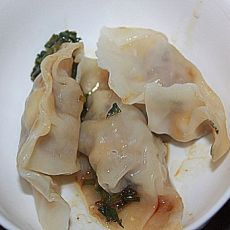 玉米猪肉饺的做法