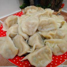 芹菜鸡肉饺子