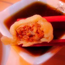 干萝卜丝水饺的做法