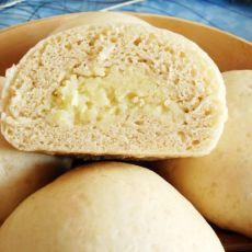 孕妈妈的家常饮食--全麦小米馒头