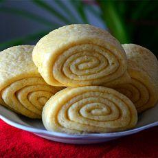 玉米燕麦馒头卷的做法