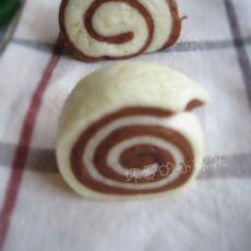 蜗牛馒头的做法