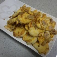 泡菜鸡蛋小饼