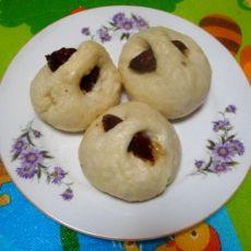 花样面食—枣香糖包的做法