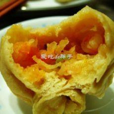 萝卜虾仁小笼包