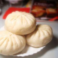 莲藕香菇肉蒸包的做法