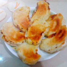 三鲜虾皮生煎包的做法