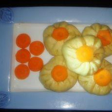 胡萝卜菜包