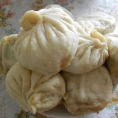 辣椒白菜肉包的做法