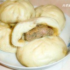 白菜猪肉包