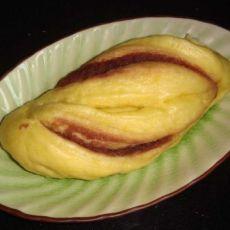 芒果豆沙包
