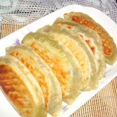 韭菜豆腐柳叶包的做法