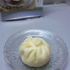 茶树菇扣肉包