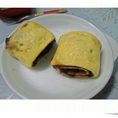 南瓜豆沙卷的做法