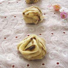 麻酱花卷的做法