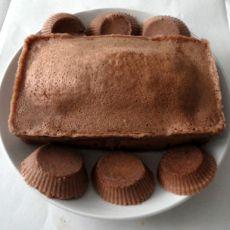 微波炉自制香草巧克力蛋糕―半小时搞定