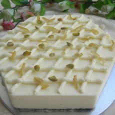 酸奶冻芝士蛋糕(超详细)