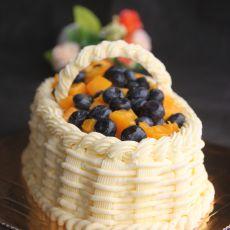 水果篮蛋糕